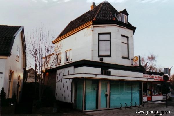 banketbakker Anthon Oudwater