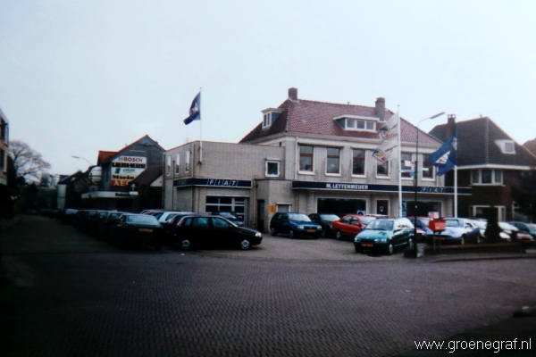 Fiat garage Martin Lettenmeijer