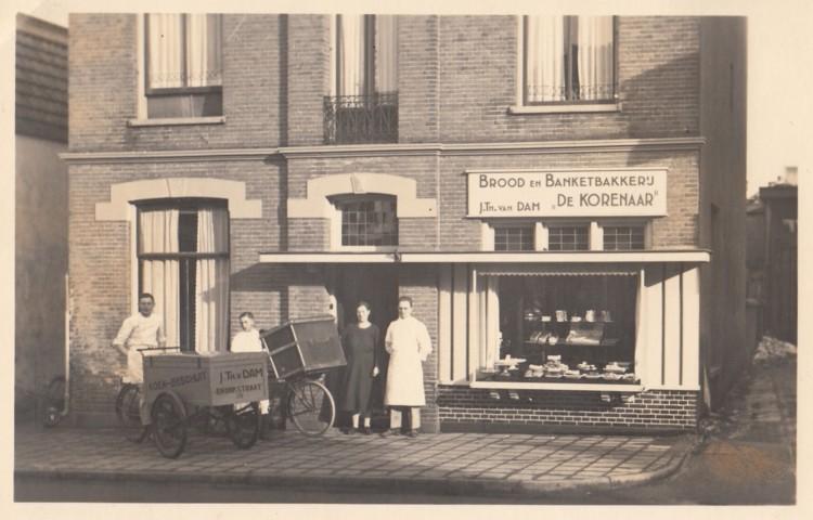 Brood en Banketbakkerij Van Dam, De Korenaar