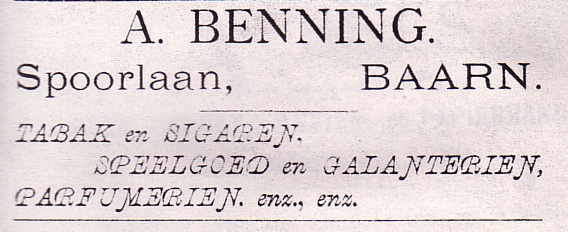 A. Benning