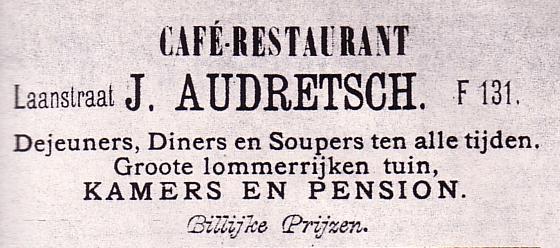 Café Restaurant J. Audretsch