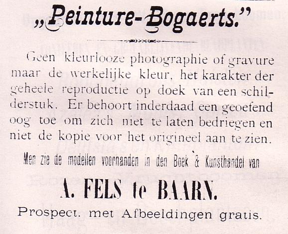 Boek- en kunsthandel A. Fels