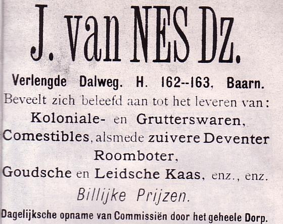 J. van Nes Dz.