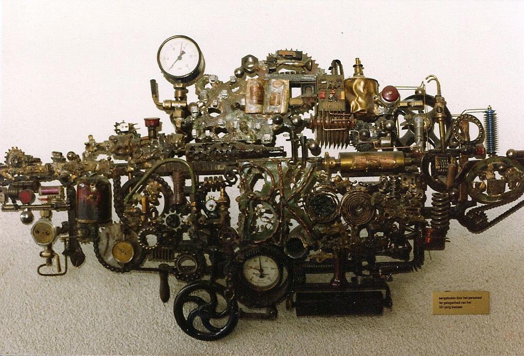 Kunstwerk Bosch en Keuning
