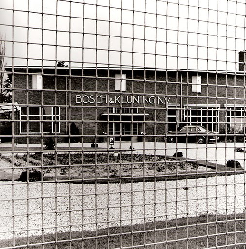 Bosch en Keuning hoofdingang