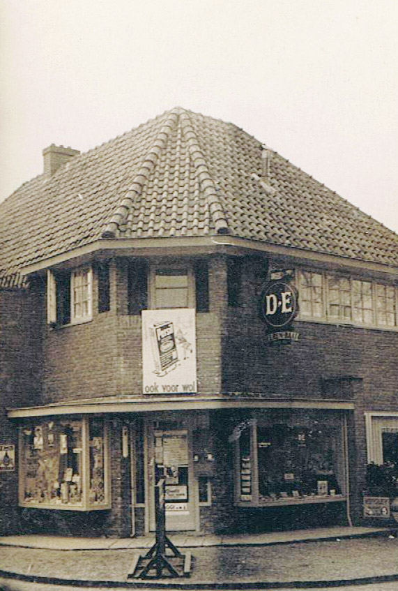 Buurtwinkel Herman Onderstal