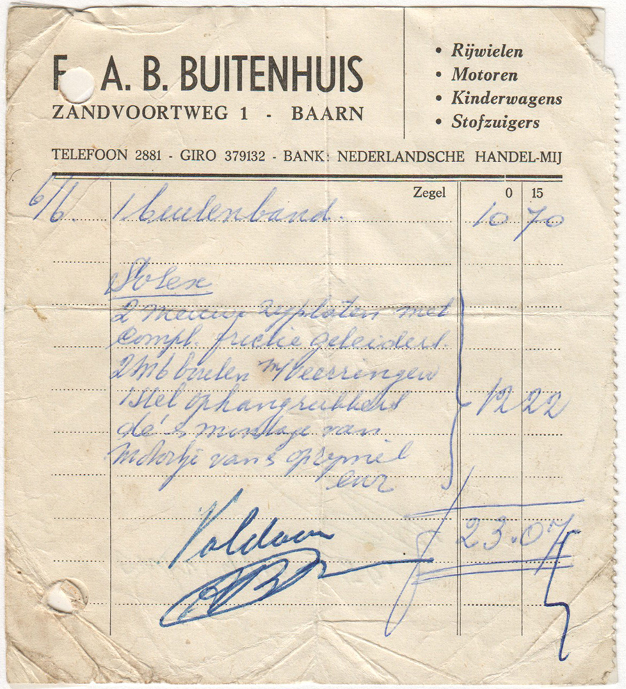 Fa. A.B. Buitenhuis