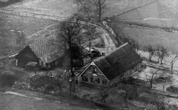 Boerderij Jacobahoeve van Wouter Nicolaas Berkhof