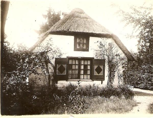 Huisje aan de Belvedèreweg in Soest