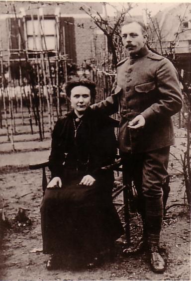 Josephina Kirchner en Antonie van Zijst