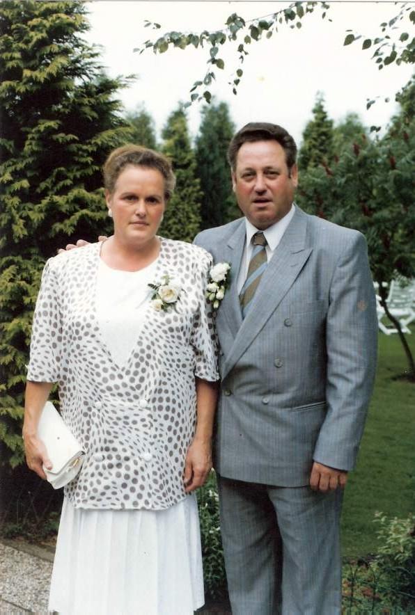 Christina Wilhelmina Roos en Willem van Zoeren