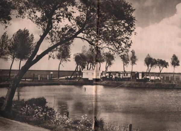 Foto  Woonwagenkamp Eemdijk