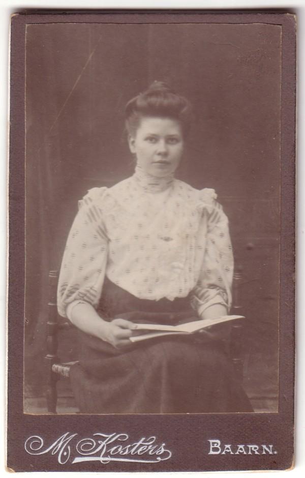 Annetha Maria van Leusden
