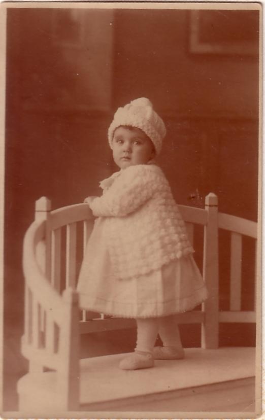 Kind van Adriana Johanna Maria van Dijk en Henricus Gerardsu van Lier