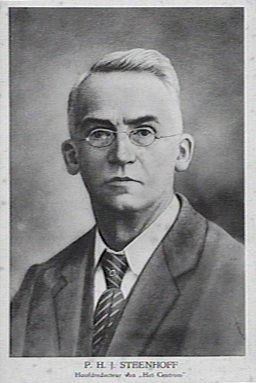 Petrus Hendricus Josephus Steenhoff