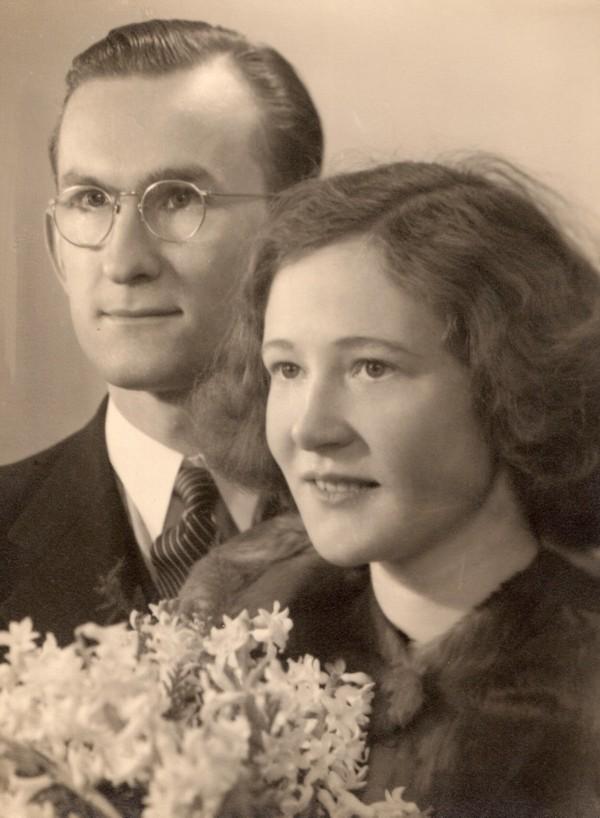 Willem van Hees en Carolina Hendrika Berends