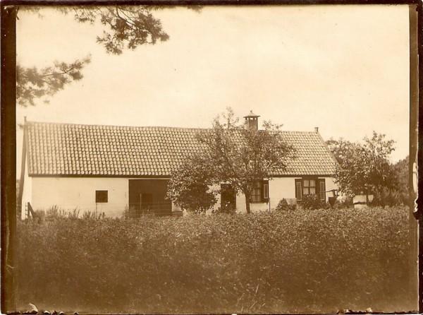 Woning van Hendrik van Geijtenbeek Belvedereweg Soest