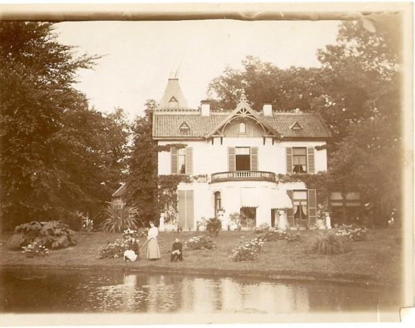 Landhuis Eikenhorst te Soest