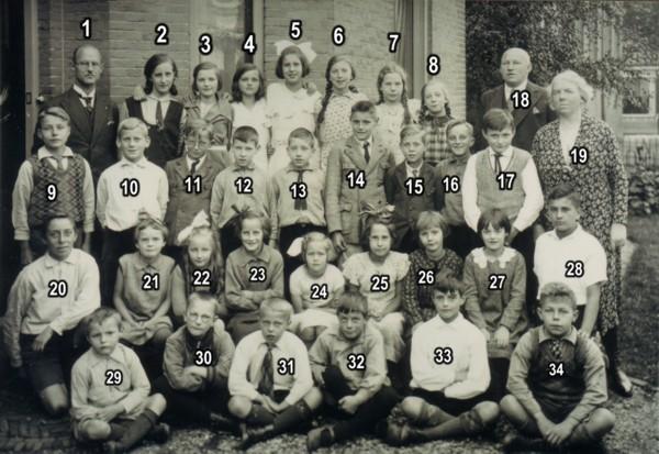 Foto  School met de Bijbel Baarn