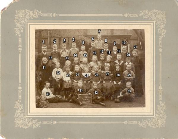 Koningin Wilhelmina School (KWS) 1908