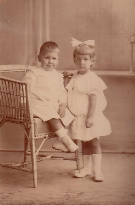 Ton Kuijpers en Corrie Kuijpers
