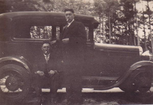Hendrik de Ruiter en Mathijs de Ruiter