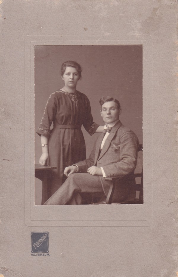 Jan van Kooi en Jacoba van der Schagt