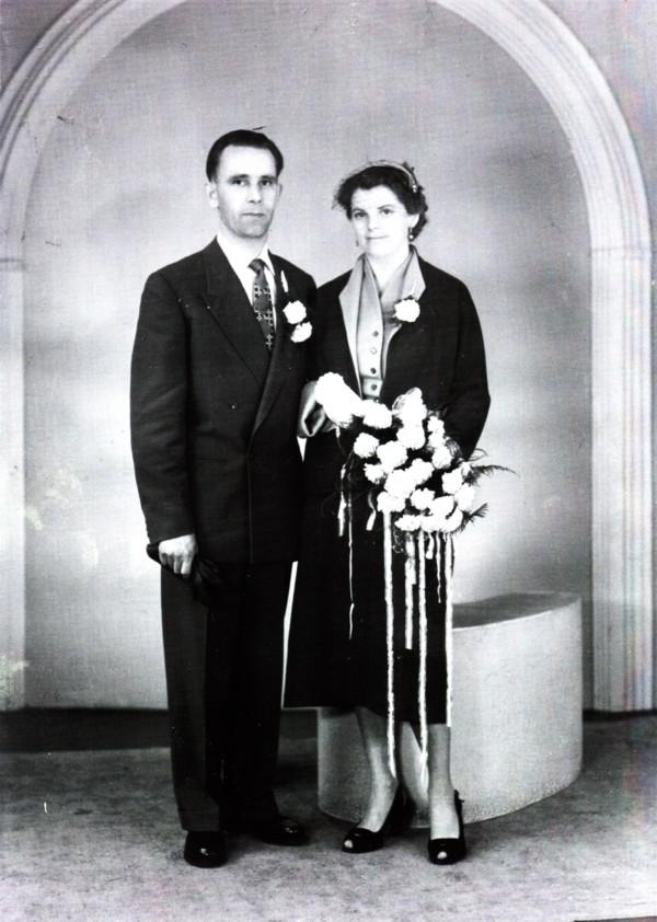 Berend Jan Keppel en Dina Coorens