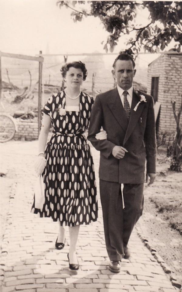 Dina Coorens en Berend Jan Keppel