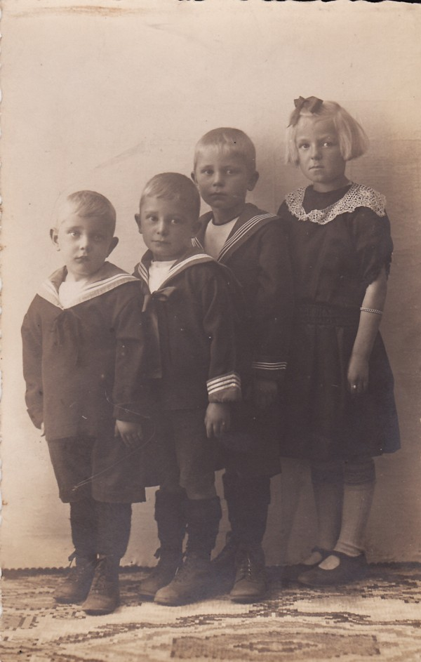 Roelof Keppel, Berend Jan Keppel, Balthazar Keppel en Anna Keppel