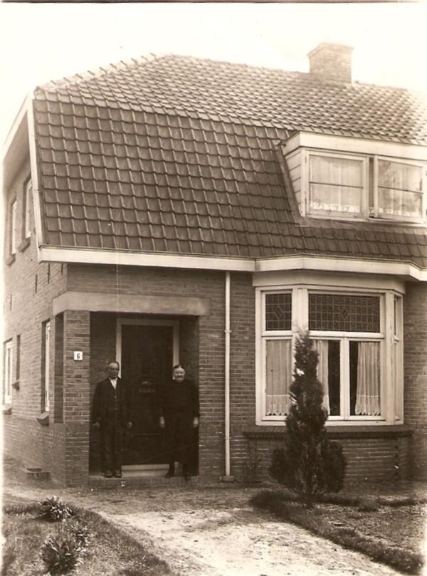 Foto  Jan Geijtenbeek en Evertje Meijer