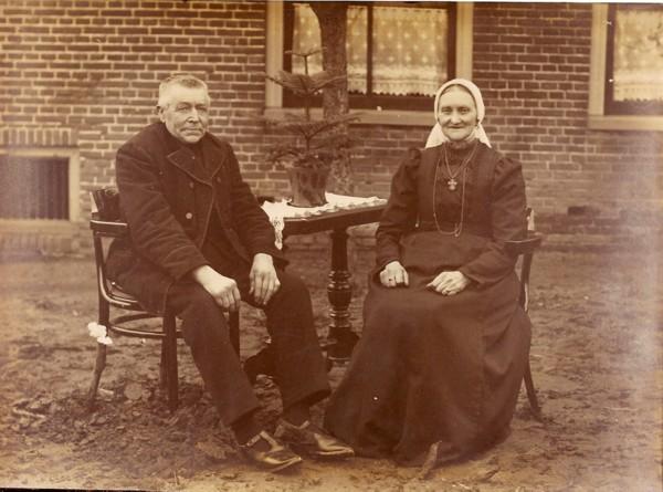 Lambertus Roest en Emerantiana Rijnders