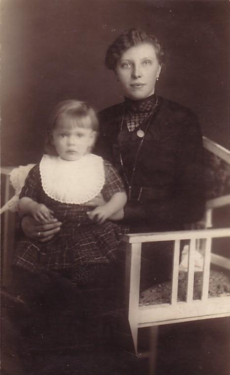 Eva Jäger en Johanna van Zijst