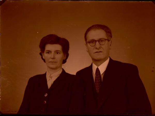 Gerardus Johannes Thimotheus Beuken en Louisa Agnes Keijzer