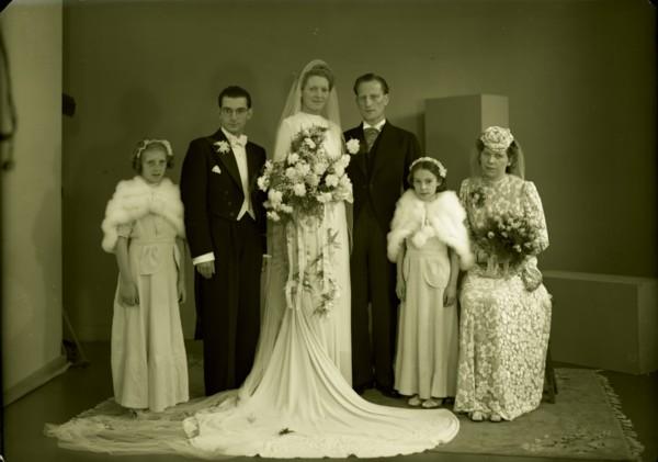 Kalff Eijsendijk bruidspaar