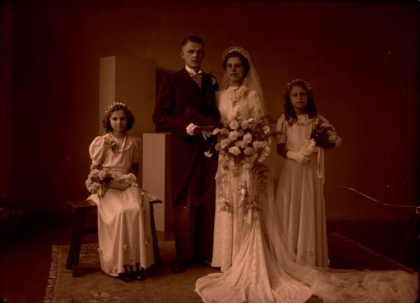 Kietselaer Bruidspaar