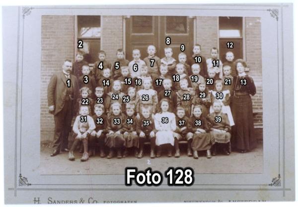 Oosterschool Baarn 1914