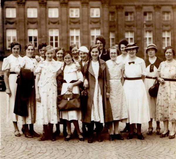 Meisjesvereniging van de Chr. Ger. Kerk Nassaulaan