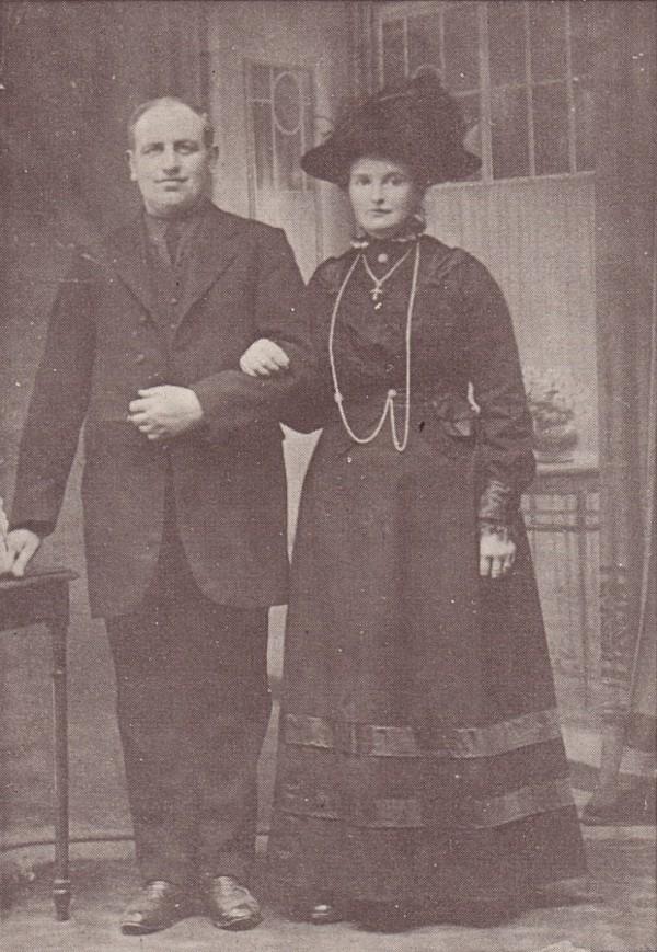 Hermanus van Zandbrink en Anna Schothorst