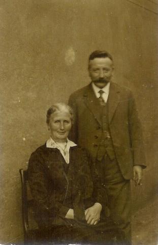 Euphemia Grada Goorhuis en Wilhelmus van Hagen