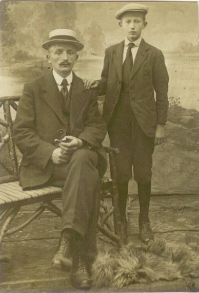 Richardus Johannes van Hagen en Wilhelmus van Hagen