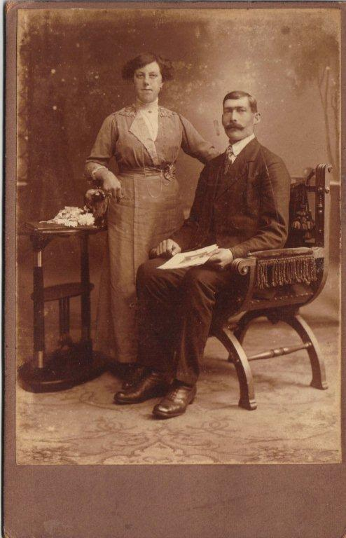 Elisabeth Francisca Pen en Hendrik Hilhorst waarschijnlijk