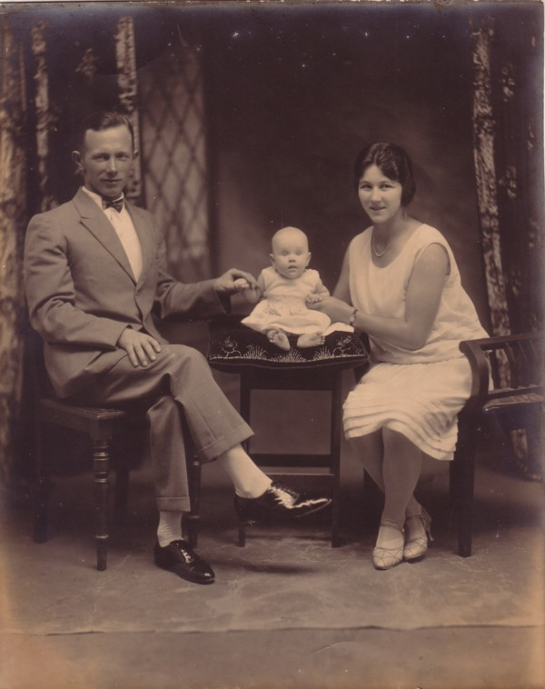 Joseph Petrus van Berkum, Elisabeth Cicilia Maria van Berkum en Jannetje Maria Schipper