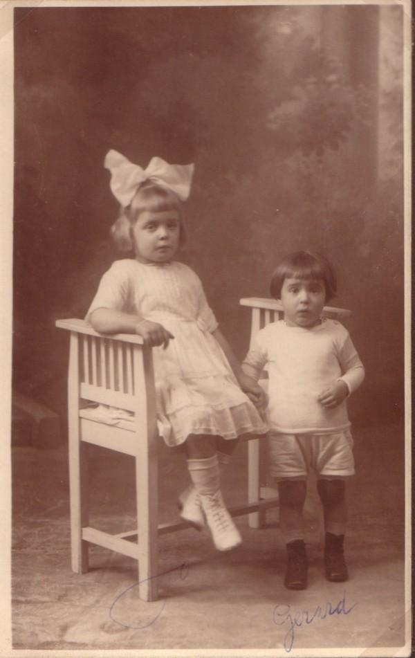 Johanna Anthonia van Paridon en Gerardus van Paridon