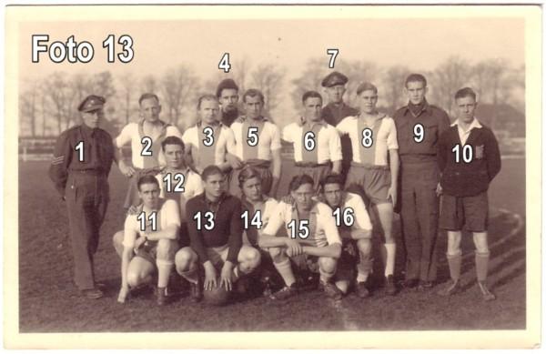 Voetbalvereniging militair elftal