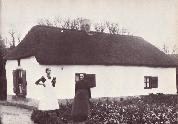 Cornelia Everarda Hilhorst en haar moeder Everarda Bosboom