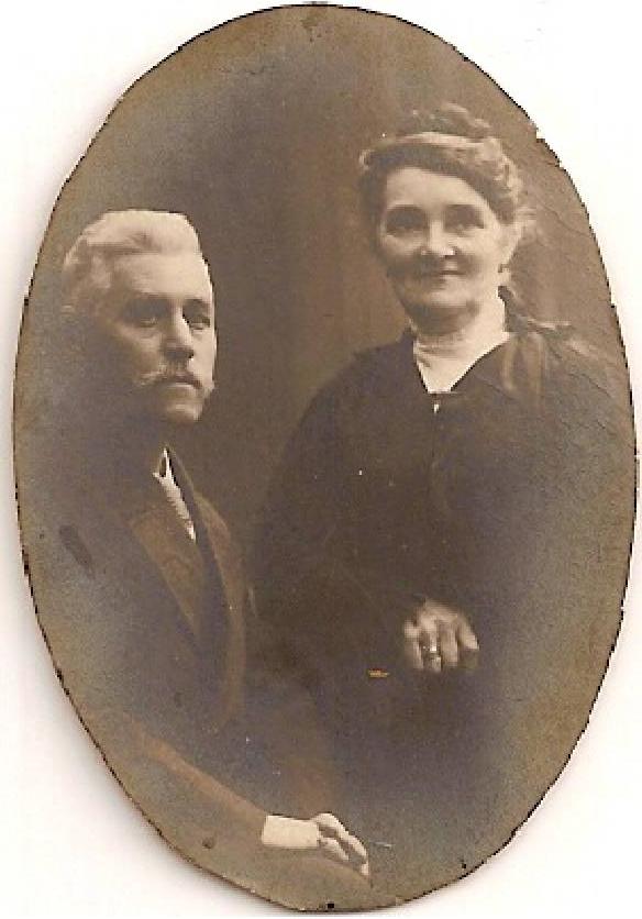 Pieter Bakker en Anna Cornelia Tanis