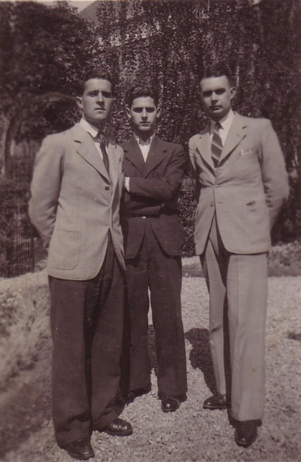Gerardus, Egbert en Pieter van Paridon