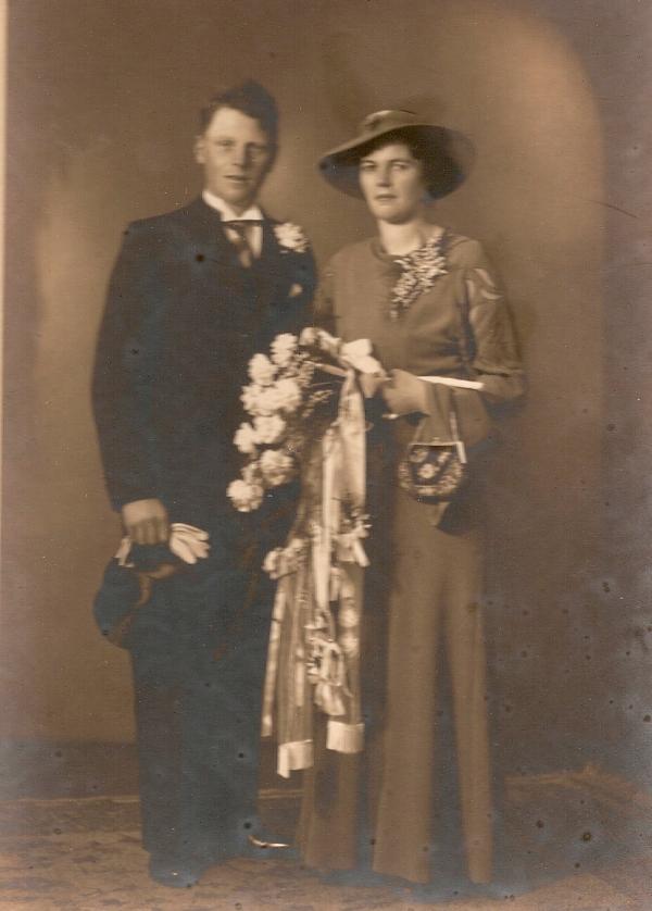 Pieter Seldenrijk en Maria Zonneveld