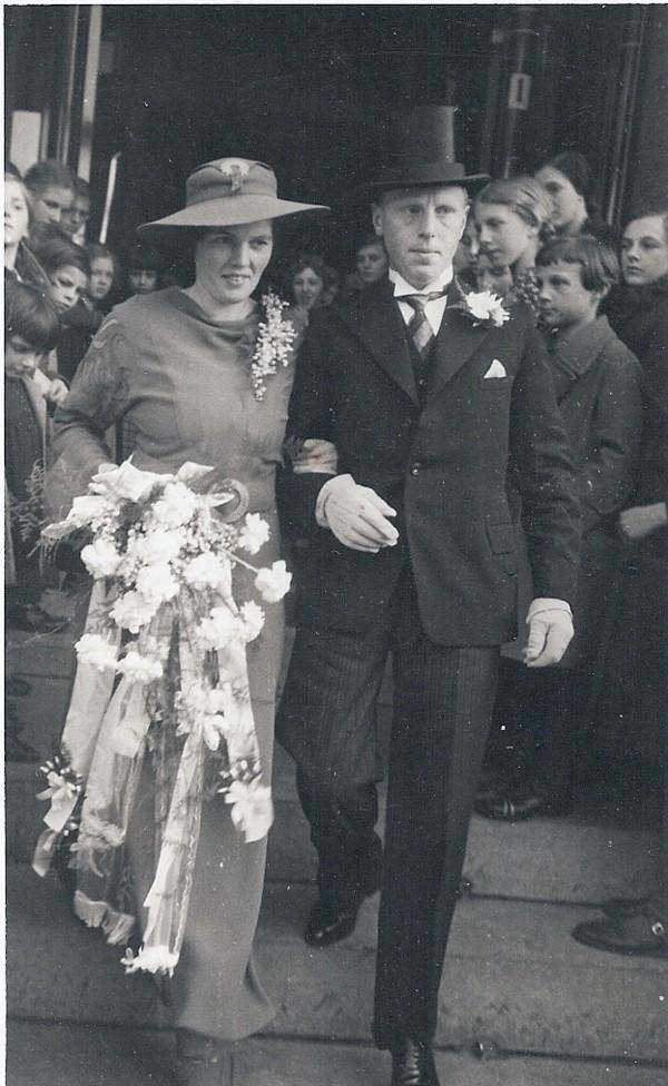 Maria Zonneveld en Pieter Seldenrijk
